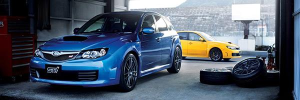Subaru акция